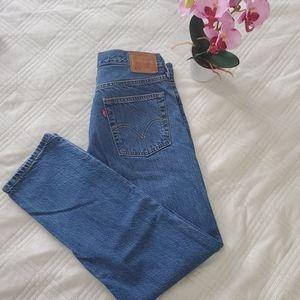 Ladies 501 Levi's Jeans